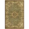 American Home Rug Co. Savonnerie Hand-Tufted Sage Green Area Rug