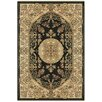American Home Rug Co. Savonnerie Hand-Tufted Black Area Rug
