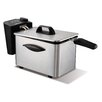 Morphy Richards Professional 2L Deep Fat Fryer in Brushed Stainless Steel