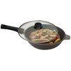 Best Direct Stonewell Non-Stick Frying Pan with Lid