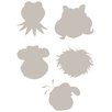 Komar The Muppets Decorative Sticker