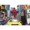 Komar Spider-Man Rushhour 1.27m L x 184cm W Roll Wallpaper