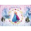 Komar Frozen 2.54m L x 368cm W Wallpaper