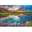 Komar Daybreak 2.48m L x 368cm W Wallpaper