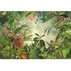 Komar Into the Wild 2.48m L x 368cm W Wallpaper