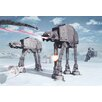 Komar Star Wars Battle of Hoth 2.54m L x 368cm W Wallpaper