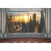 Komar Star Wars Coruscant View 2.54m L x 368cm W Wallpaper