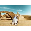 Komar Star Wars Lost Droids 2.54m L x 368cm W Wallpaper