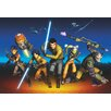 Komar Star Wars Rebels Run 2.54m L x 368cm W Wallpaper