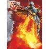 Komar Star Wars Boba Fett 2.54m L x 184cm W Wallpaper