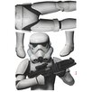 Komar Star Wars Stormtrooper Wall Sticker
