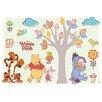 Komar Wandsticker Winnie Pooh Nature Lovers