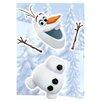 Komar Frozen Olaf Wall Sticker