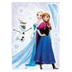 Komar Frozen Sisters Wall Sticker