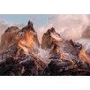 Komar Tapete Torres del Paine 184 cm L x 254 cm B