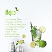 Komar Mojito Freestyle Wall Sticker
