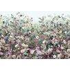 Komar Flourishing Botanical Garden Wall Mural