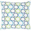 clairebella Rowes Cotton Throw Pillow