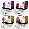 Keurig Starbucks Bundle K-Cup (Pack of 64)