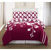 DR International April 3 Piece Full/Queen Duvet Cover Set