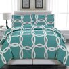 DR International Redington 3 Piece Full/Queen Duvet Cover Set