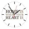 Contento My Clock 28cm Analogue Wall Clock