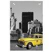 Contento Magnet-Schlüsseltafel New York