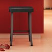 "Amisco Urban Style 30"" Bar Stool with Cushion"