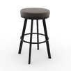 "Amisco Urban Style 30.25"" Swivel Bar Stool with Cushion"