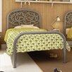 Amisco Alba Metal Panel Bed