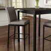 "Amisco Perry 30.25"" Bar Stool with Cushion"