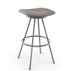 "Amisco Beacon 26"" Swivel Bar Stool with Cushion"
