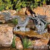 Brass Baron Indoor and Outdoor Fountains
