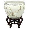 Oriental Furniture Lacquer Vase
