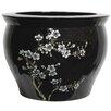 Oriental Furniture Flower Blossom Vase