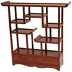 Oriental Furniture Netsuke Display Stand