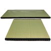 Oriental Furniture Tatami Solid Mat (Set of 25)