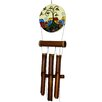 Village Harmony Bamboo Wind Chime - Cohasset Gifts & Garden Garden Statues and Outdoor Accents