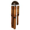 Lace Simple Bamboo Wind Chime - Size: Small - Cohasset Gifts & Garden Garden Statues and Outdoor Accents