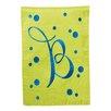 Evergreen Enterprises, Inc Polka Dot Initial Garden Flag