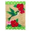 Evergreen Enterprises, Inc Hummingbird Garden Flag