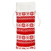 Evergreen Enterprises, Inc Nordic Christmas Wine Bag