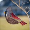 Cardinal Seed Decorative Bird Feeder - Evergreen Enterprises, Inc Bird Feeders