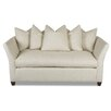 Klaussner Furniture Tripp Loveseat