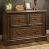 Parker House Furniture Aria Library 2-Drawer Lateral File