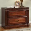 Parker House Furniture Wellington Library 2 Drawer Chest