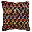 LR Resources Harlequin Throw Pillow