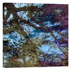 Global Gallery Fall Reflections by Suzanne Silk Photographic Print on Wrapped Canvas