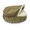 Snoozer Pet Products Cozy Cave Luxury Orthopedic Hooded Dog Bed