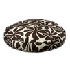 Snoozer Pet Products Pool and Patio Round Twirly Dog Pillow